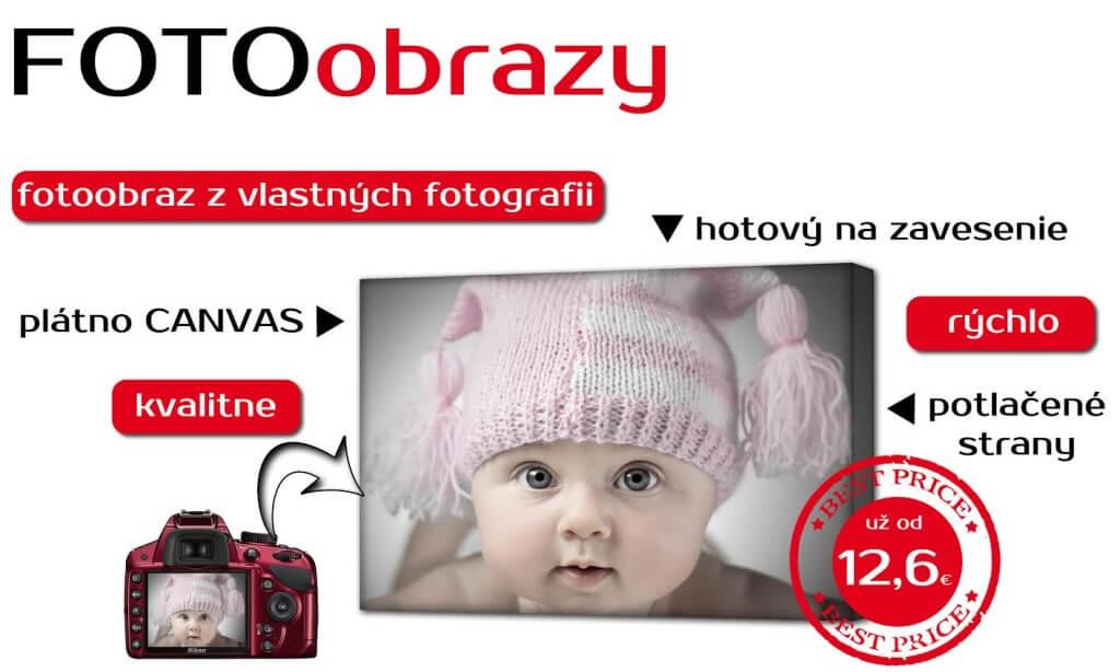 foto na plátno Žilina - výroba fotoobrazov